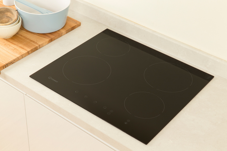 Indesit VIA 640 0 C Induction Hob In Black Image 13