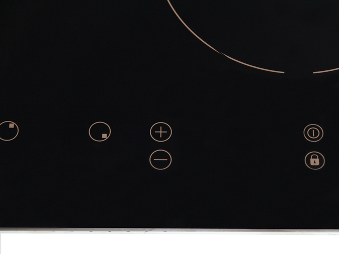 Indesit VIA 640 0 C Induction Hob In Black Image 7