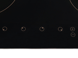 Indesit VIA 640 0 C Induction Hob In Black Image 8 Thumbnail