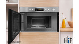 Indesit Aria MWI3213IX Built-in Microwave Image 5 Thumbnail