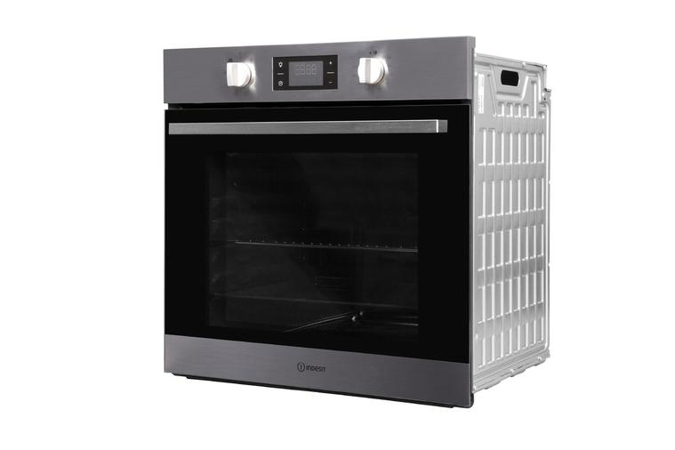 Indesit Aria IFW 6340 IX UK Single Oven Image 8