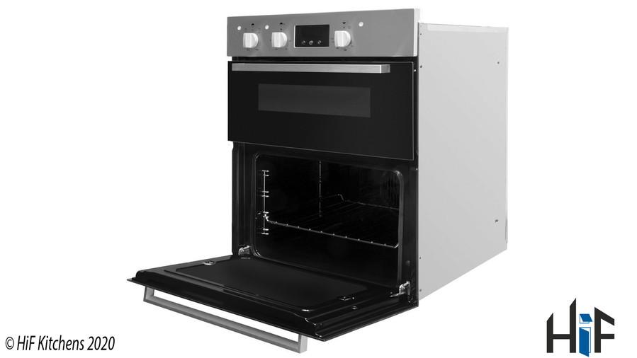 Indesit Aria IDU6340IXUK Double Oven Image 3