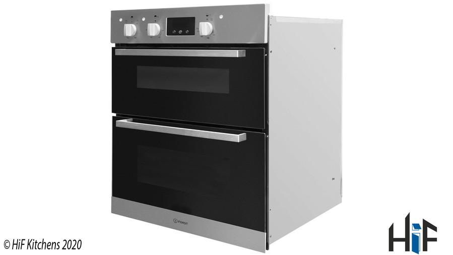 Indesit Aria IDU6340IXUK Double Oven Image 5