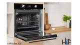 Indesit Aria IFW6340BLUK Single Oven Image 5 Thumbnail