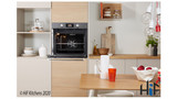 Indesit Aria IFW6340IXUK Single Oven Image 4 Thumbnail