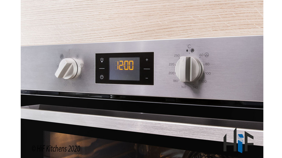 Indesit Aria IFW6340IXUK Single Oven Image 5