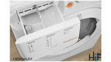 Indesit Integrated Washer Dryer Ecotime BI WDIL 7125 UK  Image 4 Thumbnail