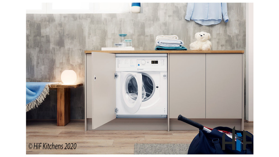 Indesit Ecotime BI WMIL 71452 UK Integrated Washing Machine Image 4