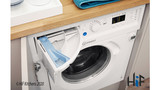 Indesit Ecotime BI WMIL 71452 UK Integrated Washing Machine Image 6 Thumbnail