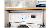 Indesit Ecotime BI WMIL 71452 UK Integrated Washing Machine Image 7 Thumbnail