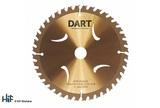 DART Thin Kerf ATB Wood Saw Blade 165Dmm x 16B x 24Z Image 1 Thumbnail