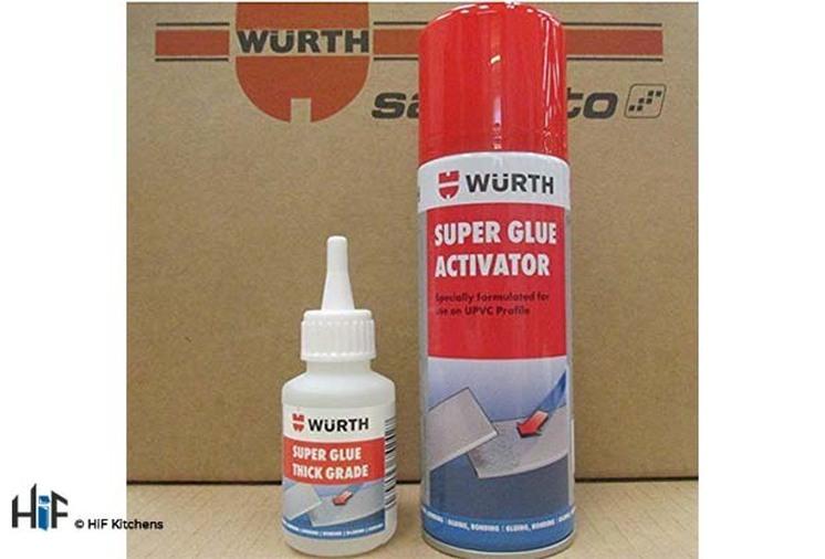 Wurth Mitre Fast Kit x 5 Image 2