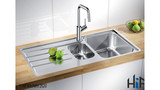 Blanco 454729 Lemis 6 S-IF Sink Stainless Image 2 Thumbnail