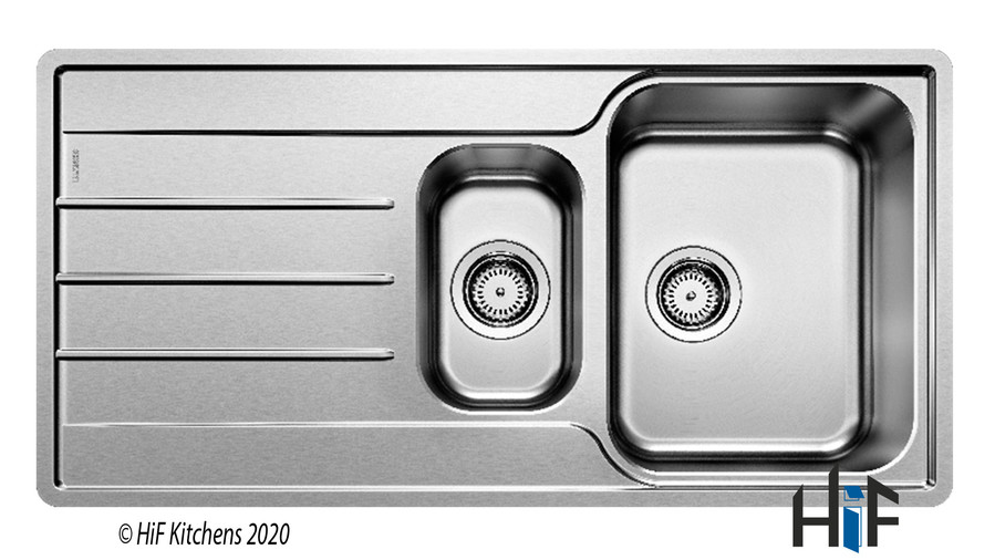 Blanco 454729 Lemis 6 S-IF Sink Stainless Image 1