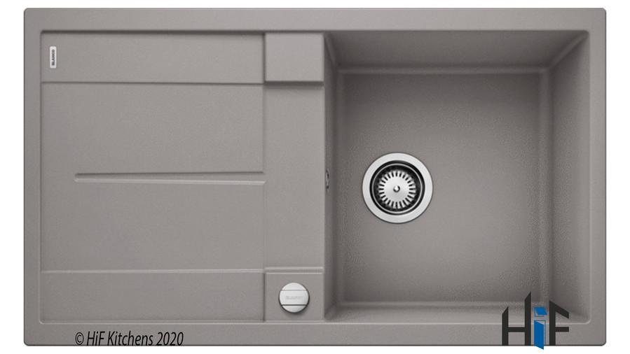 Blanco Metra 5 S Silgranit Sink Image 4
