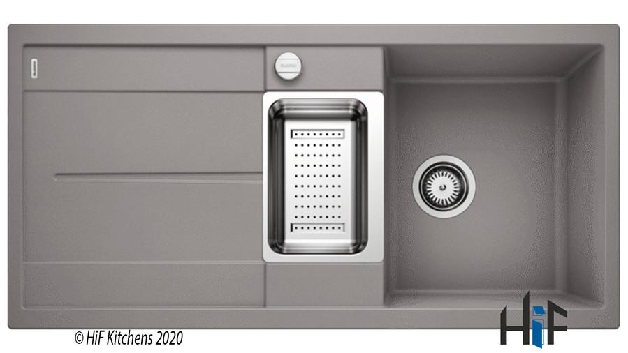 Blanco 513046 Metra 6 S Silgranit Sink Image 4