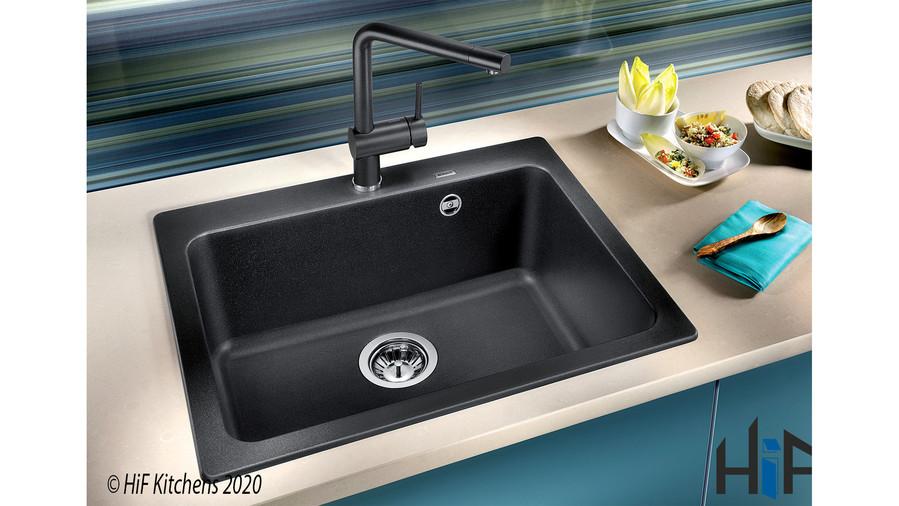 Blanco 519641 Naya 6 Silgranit Sink Image 10