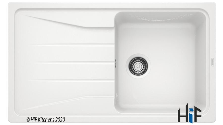 Blanco  519674 Sona 5 S Silgranit Sink Image 1