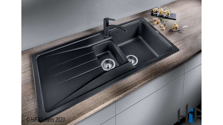 Blanco 519855 Sona 6 S Silgranit Sink Image 9