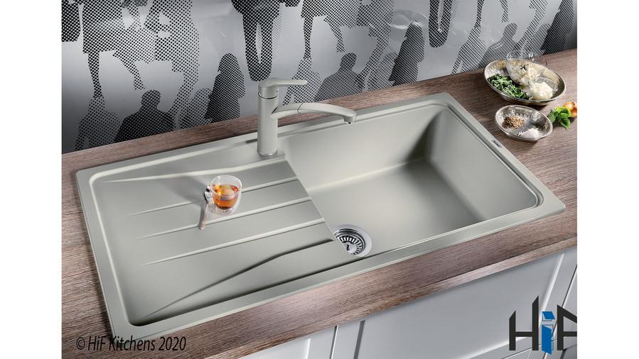 Blanco 519692 Sona XL 6 S Silgranit Sink Image 8