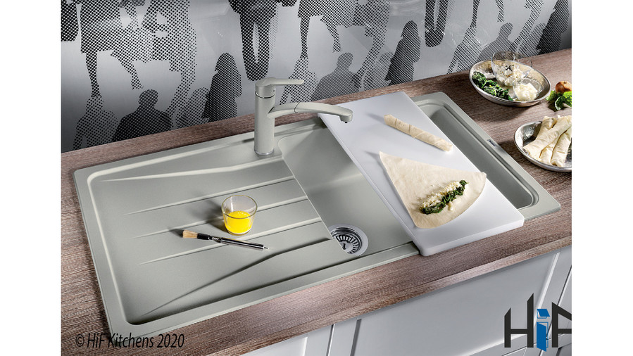 Blanco 519692 Sona XL 6 S Silgranit Sink Image 9