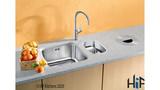 Blanco 452613 Supra 400-U Sink Stainless Image 2 Thumbnail