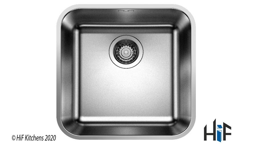 Blanco 452613 Supra 400-U Sink Stainless Image 1