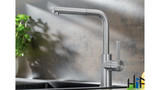 Blanco Lanora-S Kitchen Tap 523123 Image 2 Thumbnail