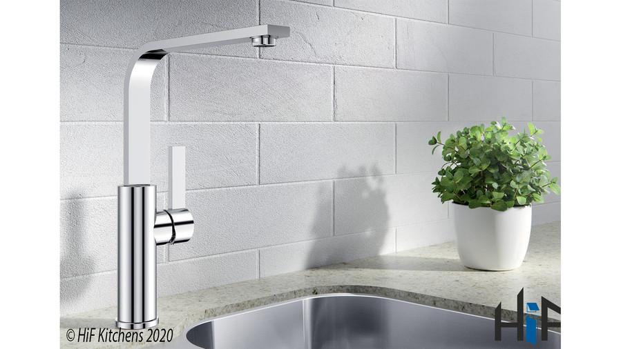 Blanco 452536 Sole Chrome Kitchen Tap BM1320CH Image 2
