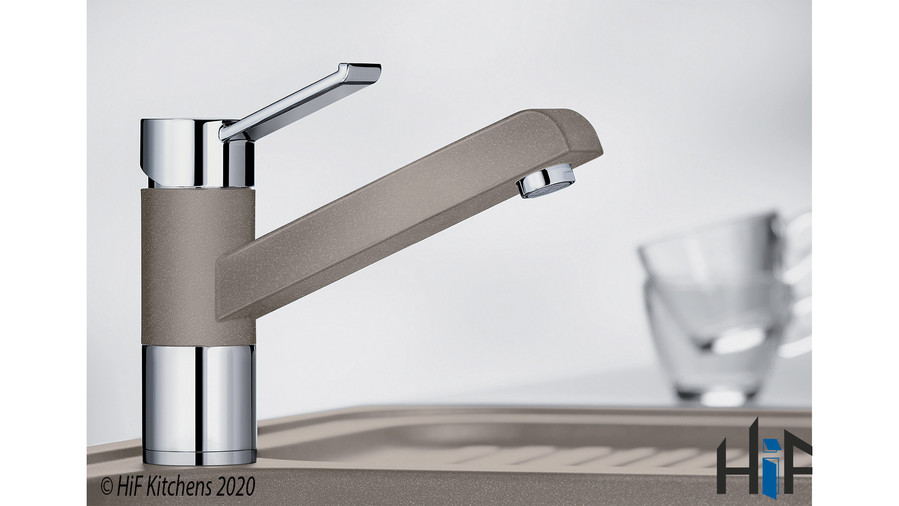 Blanco Zenos Chrome Kitchen Tap 517801 Image 10