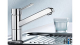 Blanco Zenos Chrome Kitchen Tap 517801 Image 11 Thumbnail