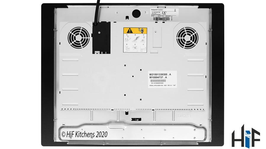 Hotpoint ACO 654 NE 65cm Flex Pro Induction Hob Image 7