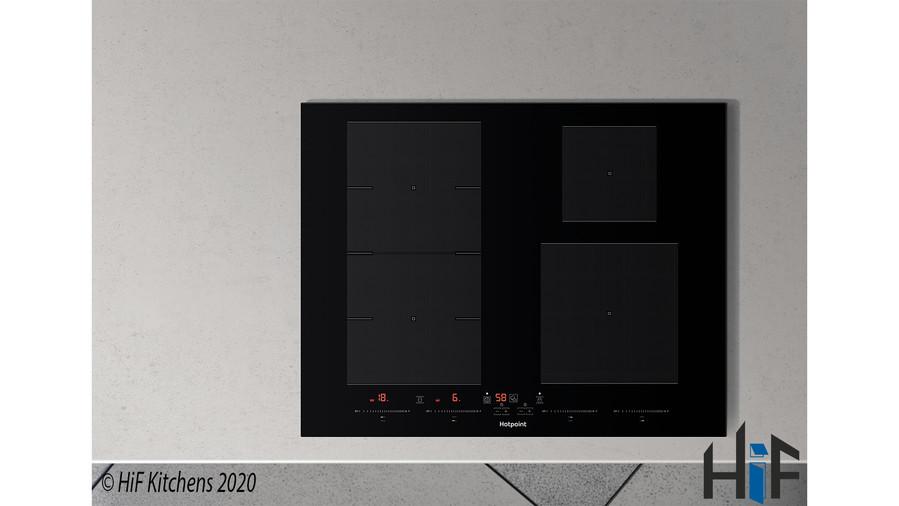 Hotpoint ACO 654 NE 65cm Flex Pro Induction Hob Image 2