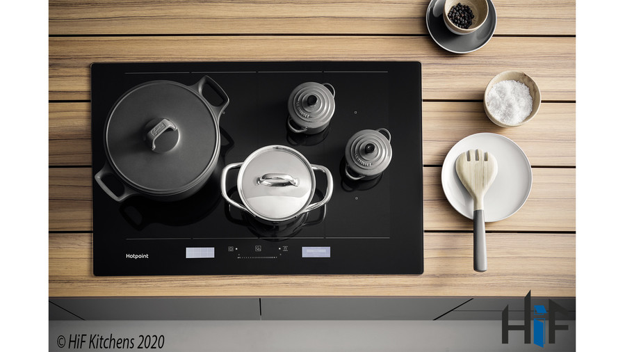 Hotpoint ACP778CBA 77cm Flex Pro Induction Hob Image 5