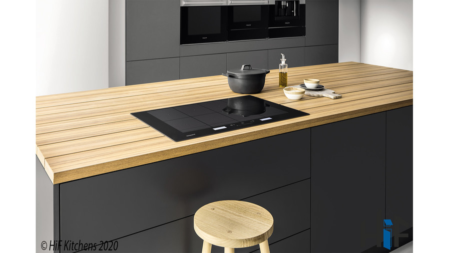 Hotpoint ACP778CBA 77cm Flex Pro Induction Hob Image 6