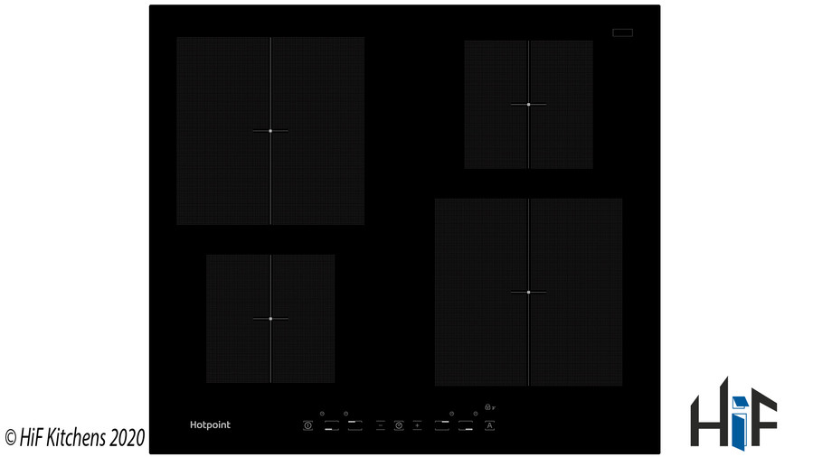 Hotpoint CIA640C 60cm Induction Hob Image 1