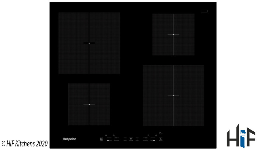 Hotpoint CIA640C 60cm Induction Hob Image 3