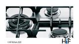 Hotpoint PHC961TSIXH 90cm Gas Hob Image 3 Thumbnail