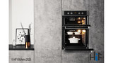 Hotpoint DKD5841JCIX Multifunction Built-in Double Oven Image 5 Thumbnail