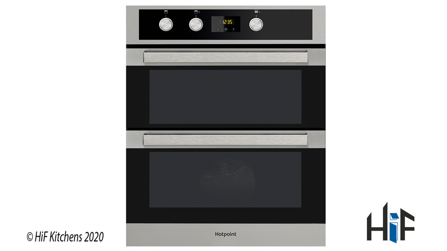 Hotpoint DKU5541JCIX  Built Under Double Oven Image 1