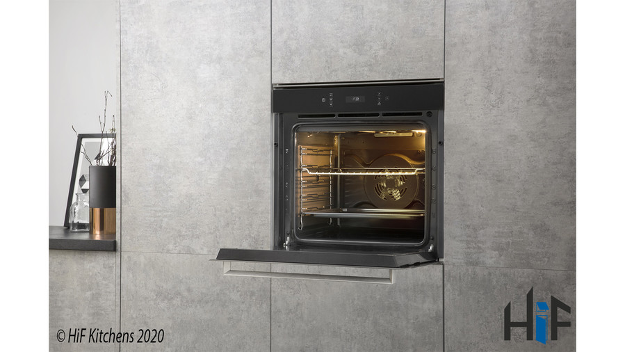 Hotpoint SI7871SCIX Multi Function Single Oven Image 8