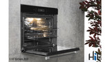 Hotpoint SI9891SCIX Multi Function Single Oven Image 3 Thumbnail