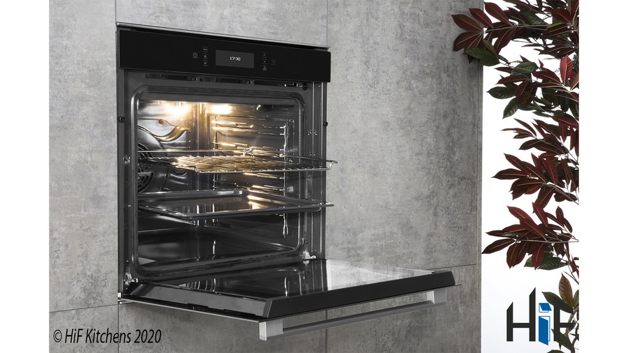 Hotpoint SI9891SCIX Multi Function Single Oven Image 3
