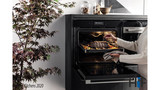 Hotpoint SI9891SPIX Multi Function Single Oven Image 4 Thumbnail