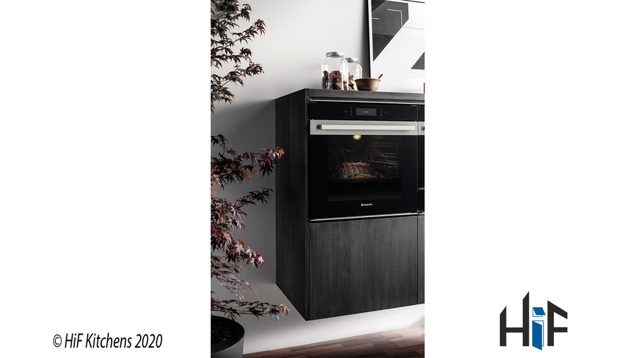 Hotpoint SI9891SPIX Multi Function Single Oven Image 5