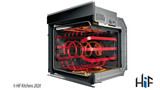 Hotpoint SI9891SPIX Multi Function Single Oven Image 8 Thumbnail