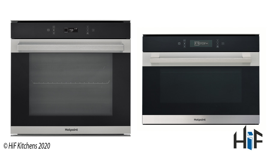 Hotpoint Class 7 SI7891SPIX + MP776IXH Combo Deal Image 1