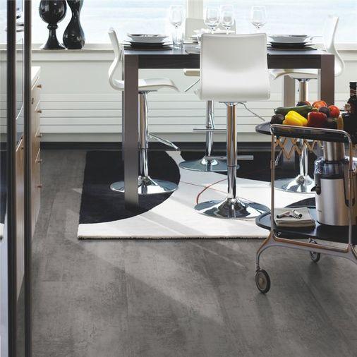 Pergo Concrete Medium Grey Big Slab L0318-01782 Image 2