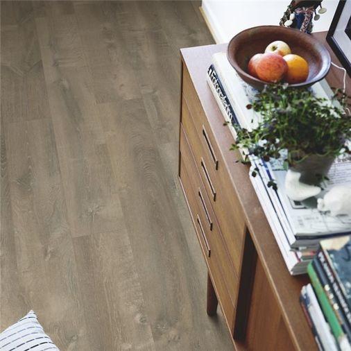 Pergo Dark River Oak Vinyl Click Flooring V2131-40086 Image 2