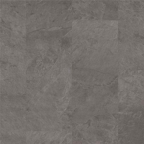 Pergo Grey Scivaro Slate Vinyl Tile Click Flooring V2120-40034 Image 1